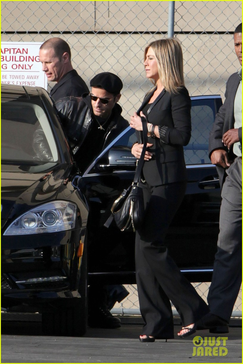 jennifer aniston kimmel justin theroux 21
