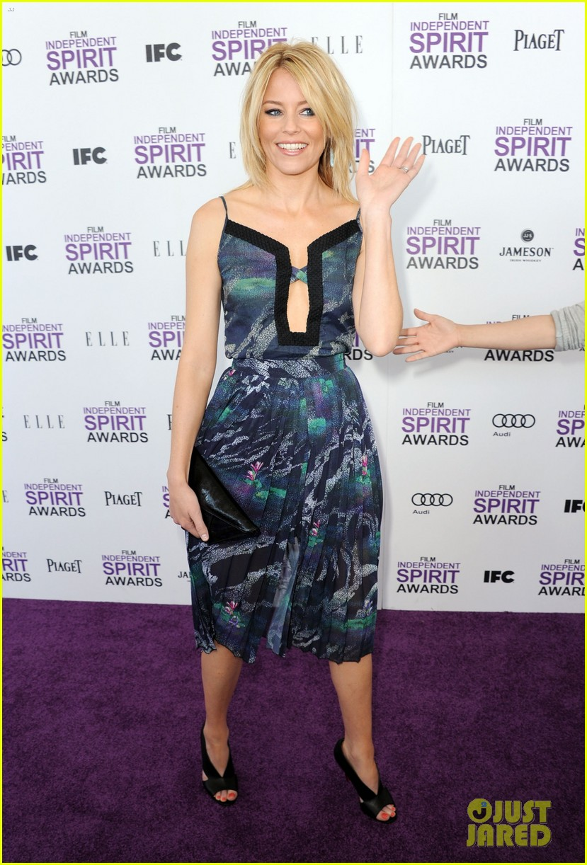 elizabeth banks rashida jones spirit awards 2012 12