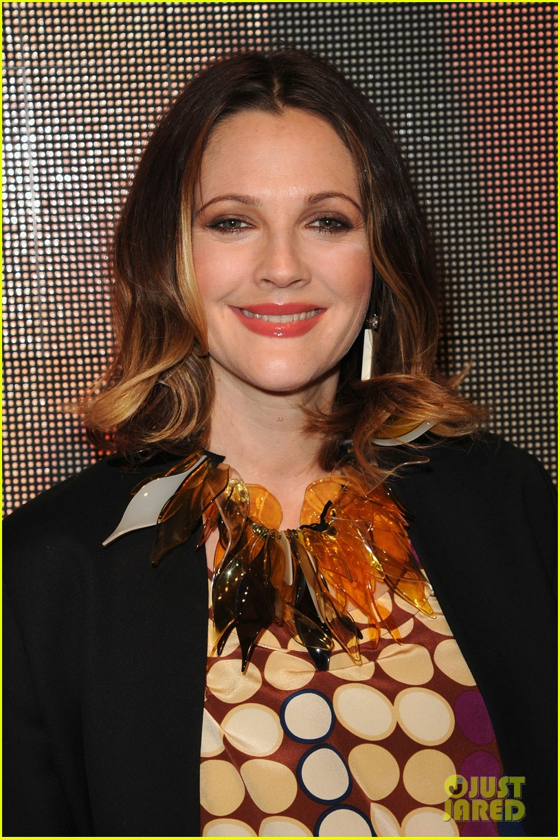 drew barrymore jessica chastain marni for hm 14