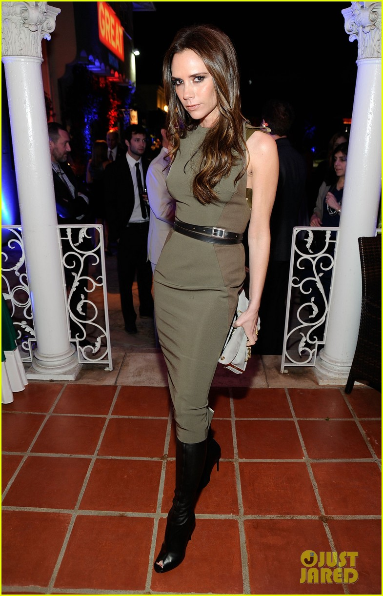 victoria beckham british film reception 04