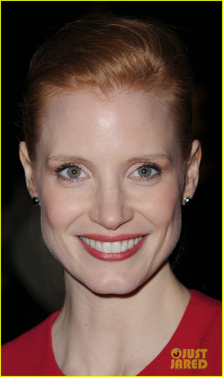 jessica chastain shailene woodley bafta nominees party 02