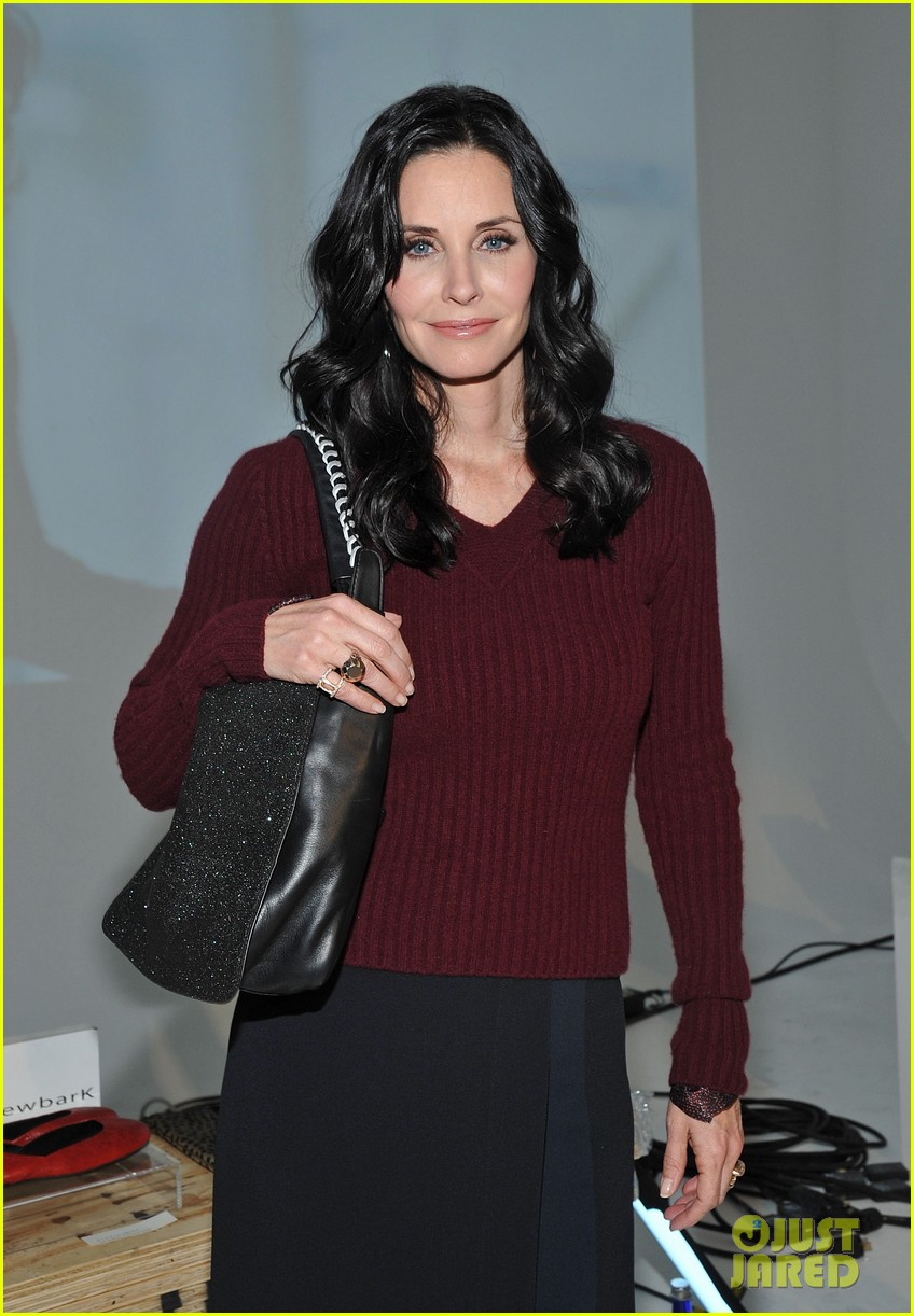 courteney cox fashion week nyc 05