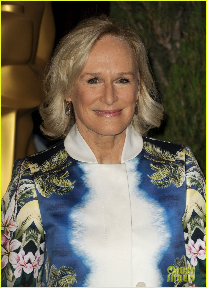 viola davis glenn close oscars luncheon 11
