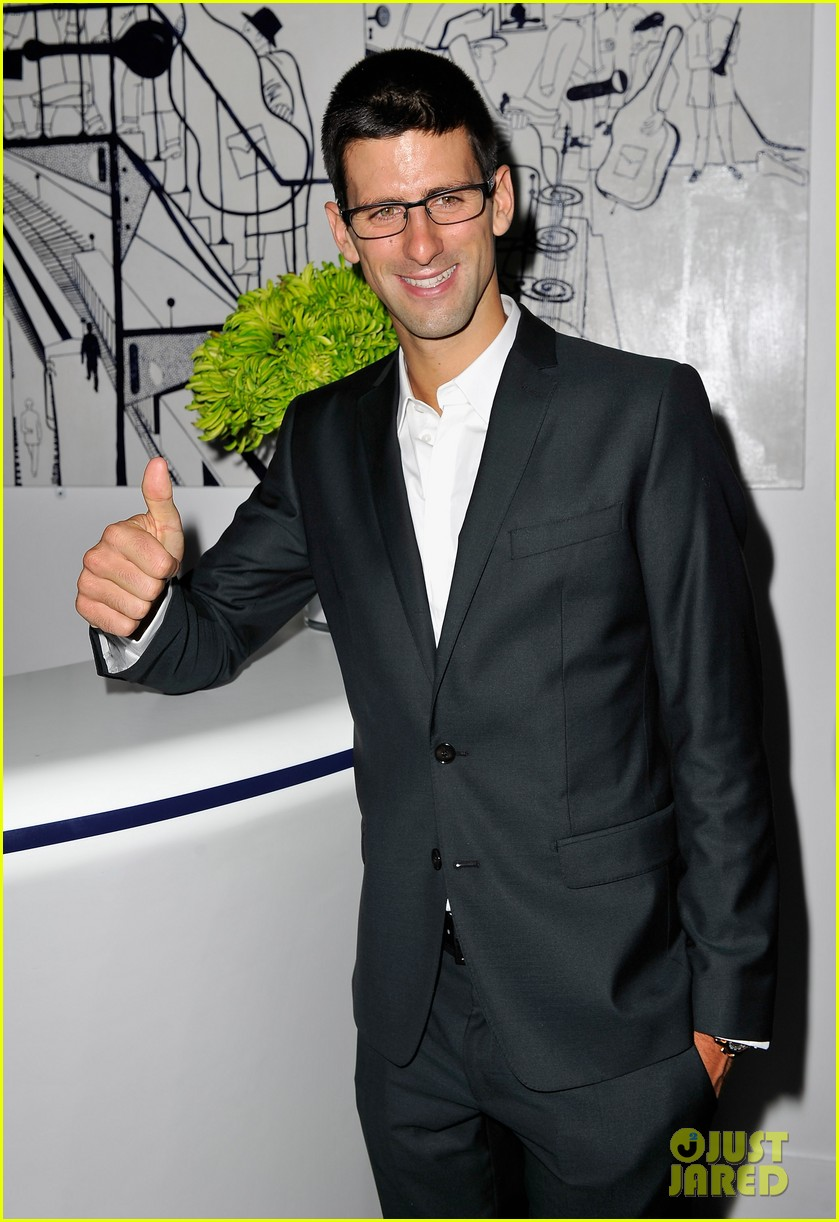 novak djokovic laureus 092625987