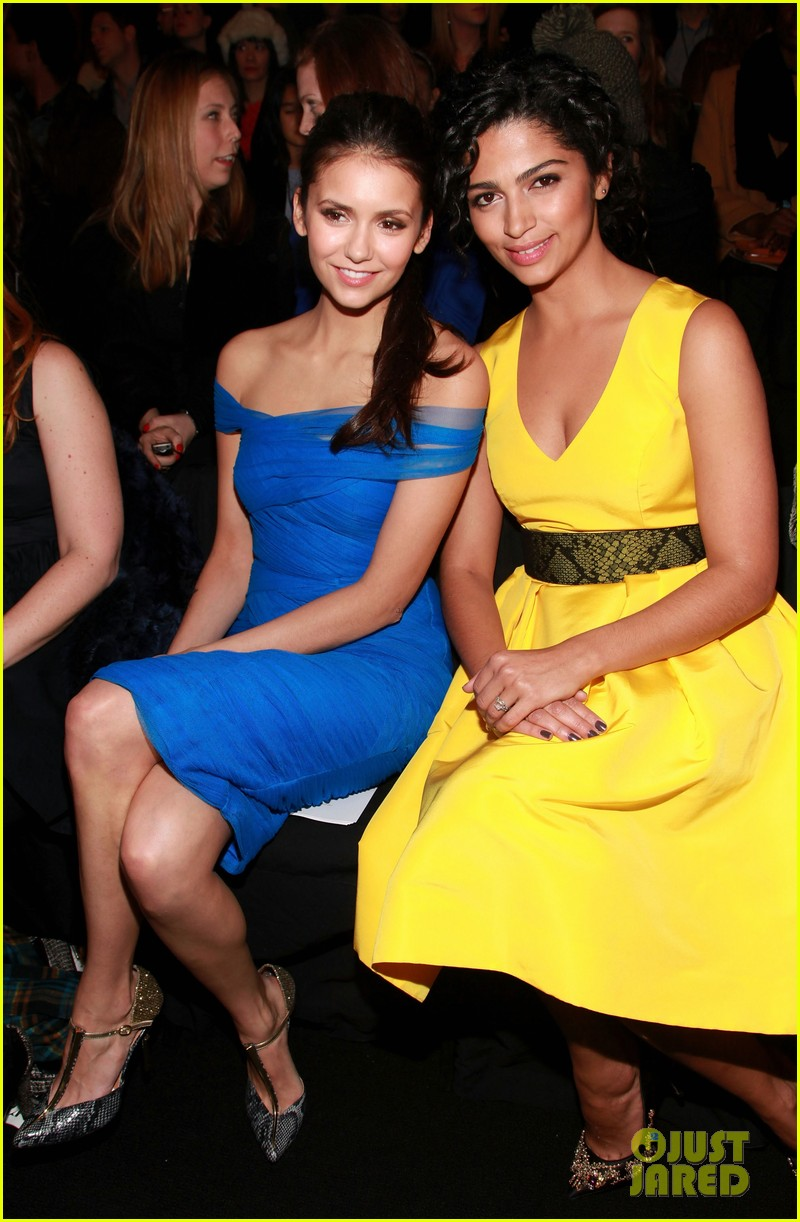 nina dobrev fashion week fierce 022627792