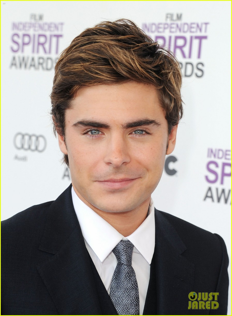 zac efron spirit awards 2012 01
