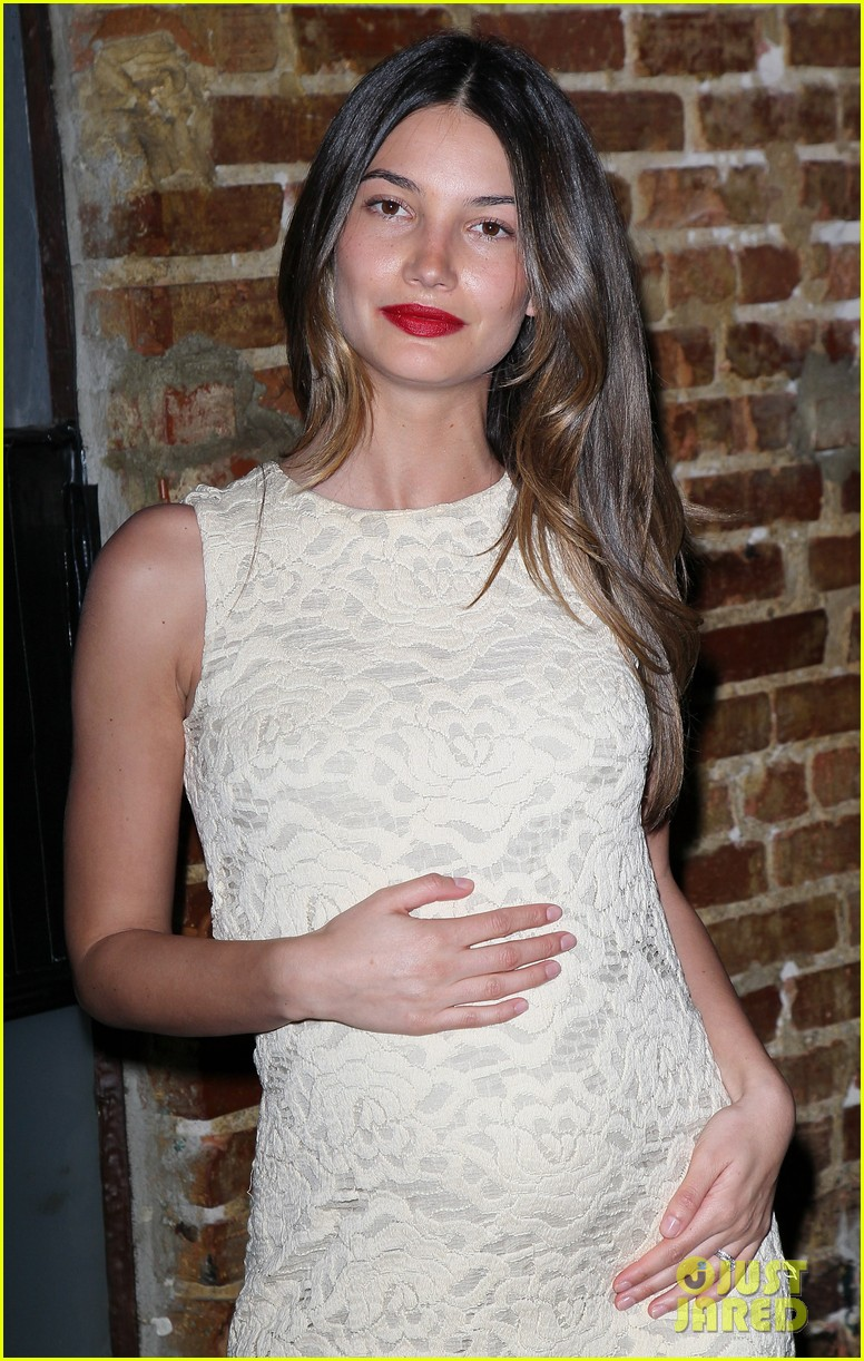 caleb followill lily aldridge eastbound premiere 04