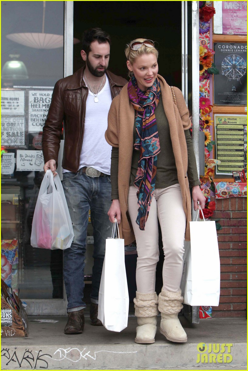 katherine heigl josh kelley umami burger lovers 06