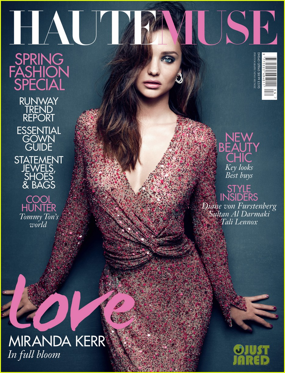 miranda kerr hautemuse