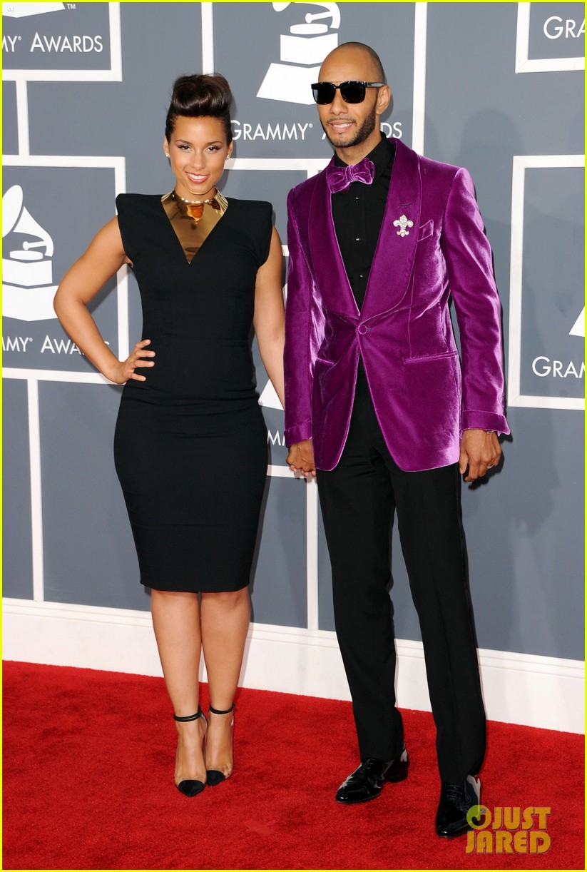 alicia keys swizz beatz grammys 02