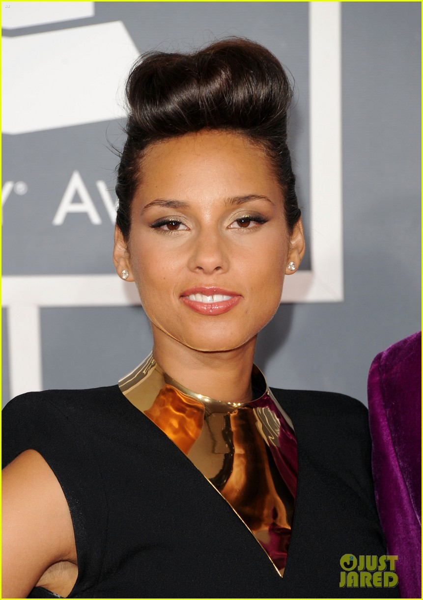 alicia keys swizz beatz grammys 03
