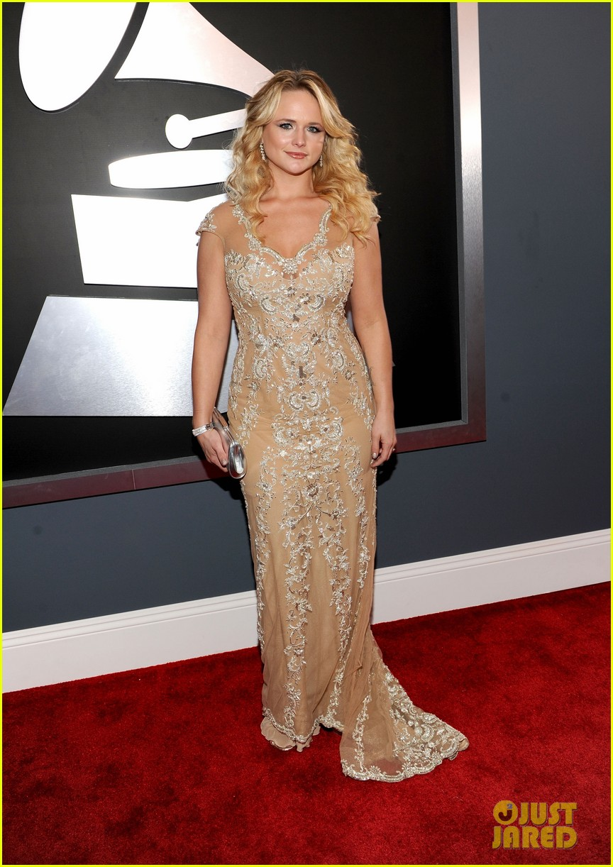 miranda lambert blake shelton grammy awards 08