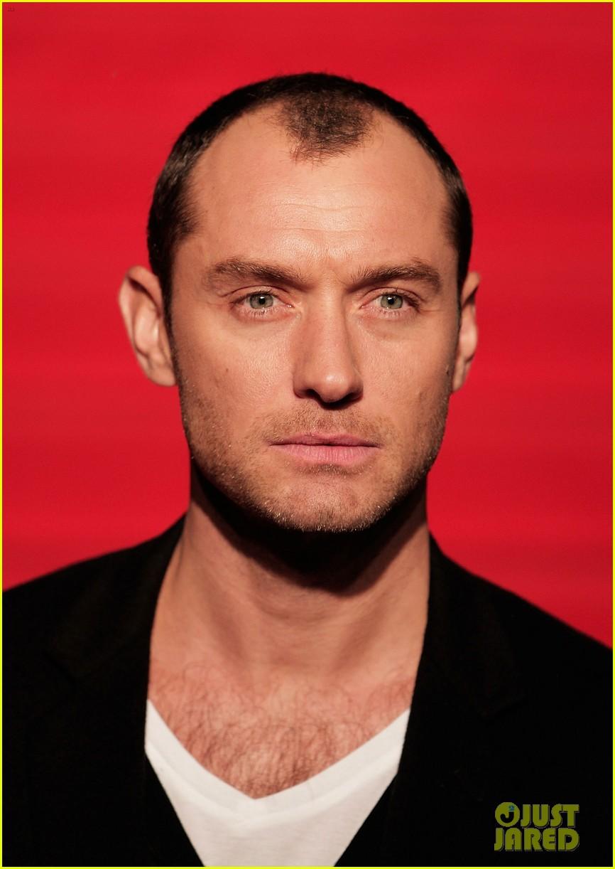 Jude Law: Robert Downe...