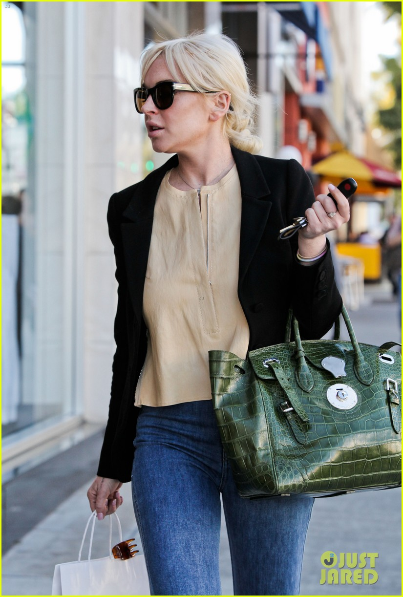 Lindsay Lohan Gets Another 'E! True Hollywood Story' Lindsay Lohan