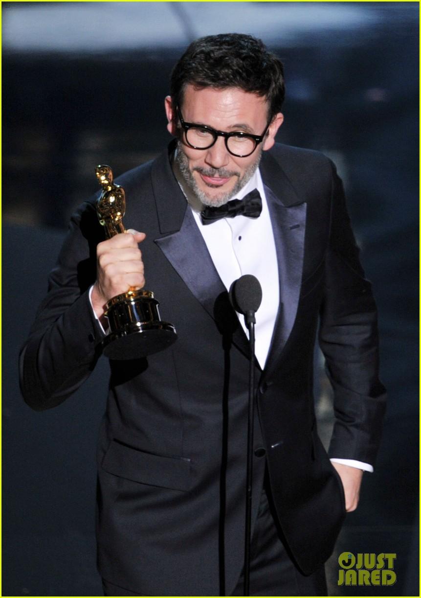 michel hazanavicius wins oscars best director 042633758