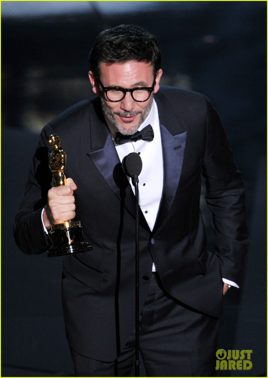 michel hazanavicius wins oscars best director 05