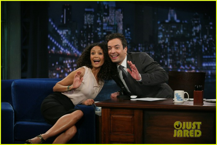 thandie newton late night with jimmy fallon