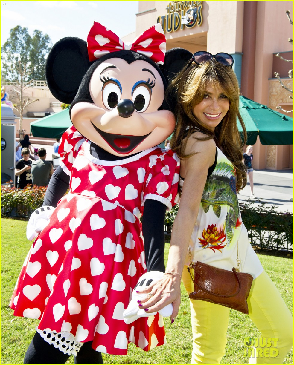 paula abdul minnie mouse walt disney world 03