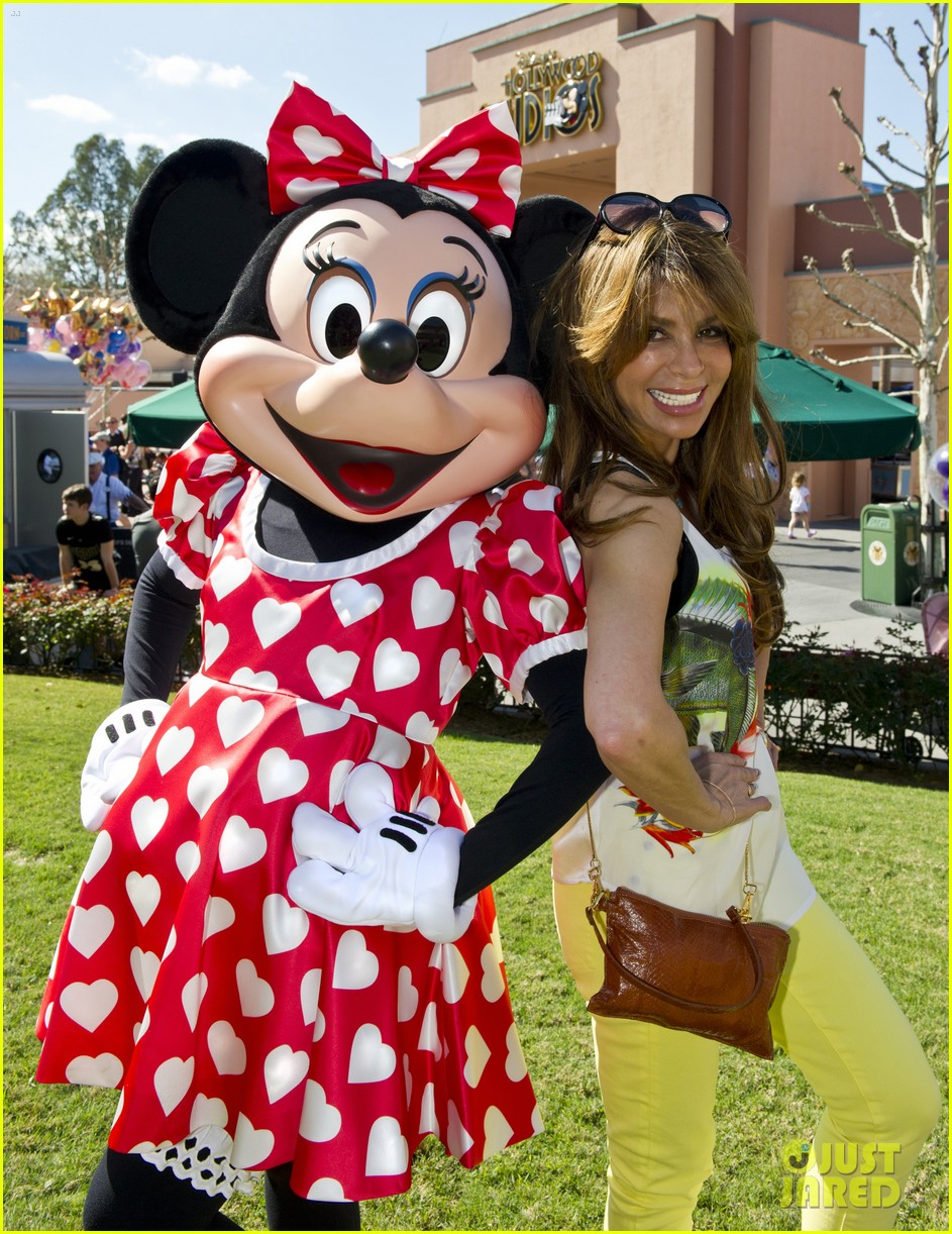 paula abdul minnie mouse walt disney world 06