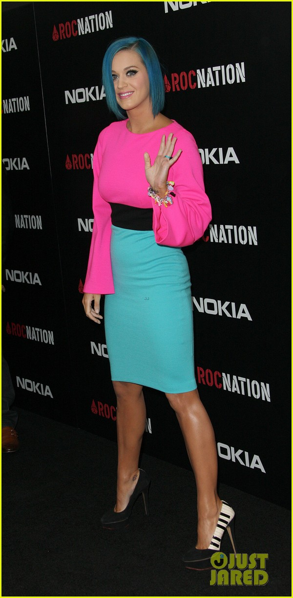 katy perry rihanna roc nation brunch 16