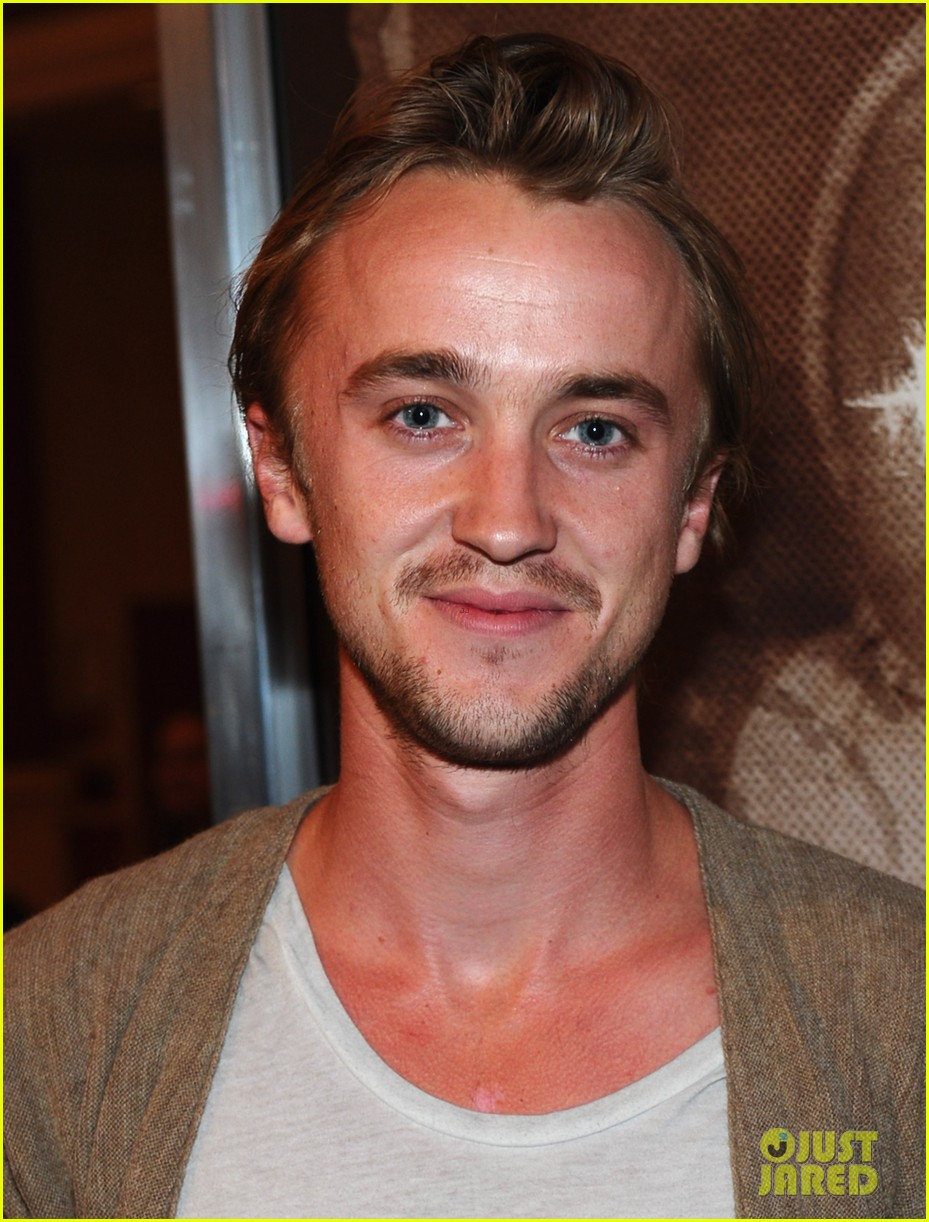 daniel radcliffe tom felton woman in black l a premiere 10