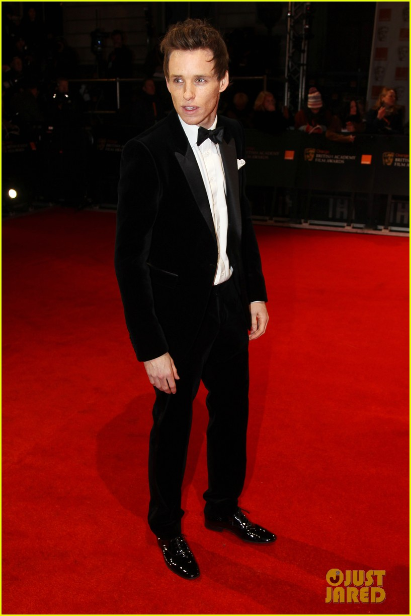 eddie redmayne bafta awards 2012 06