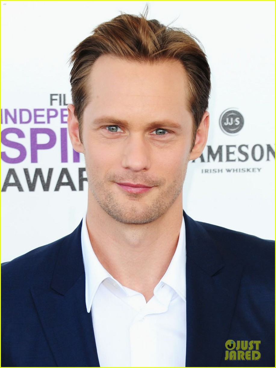 alexander skarsgard spirit awards 2012 05