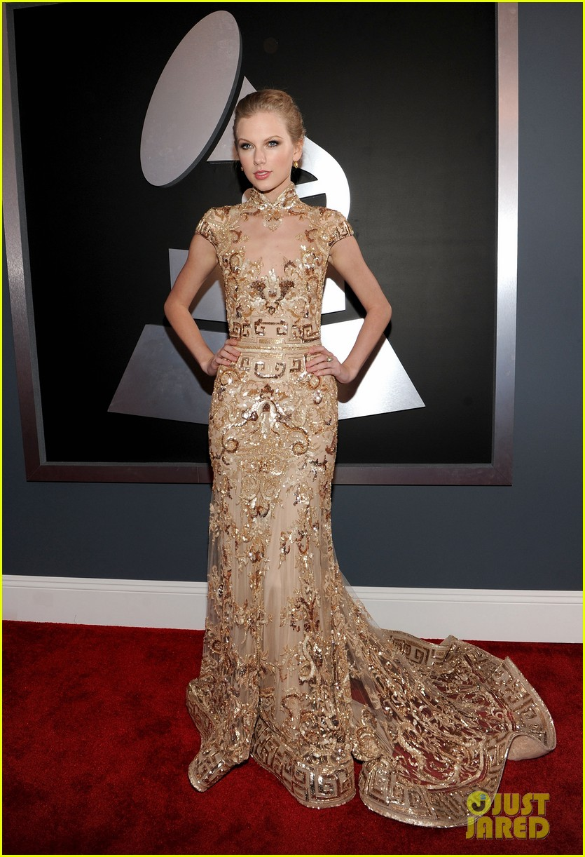 taylor swift grammys 12