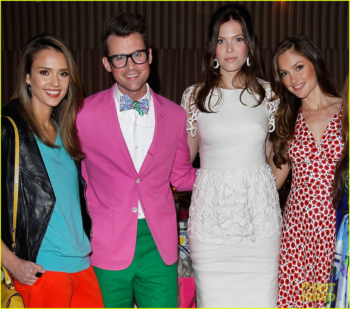 jessica alba celebrates brad goreskis book launch 05