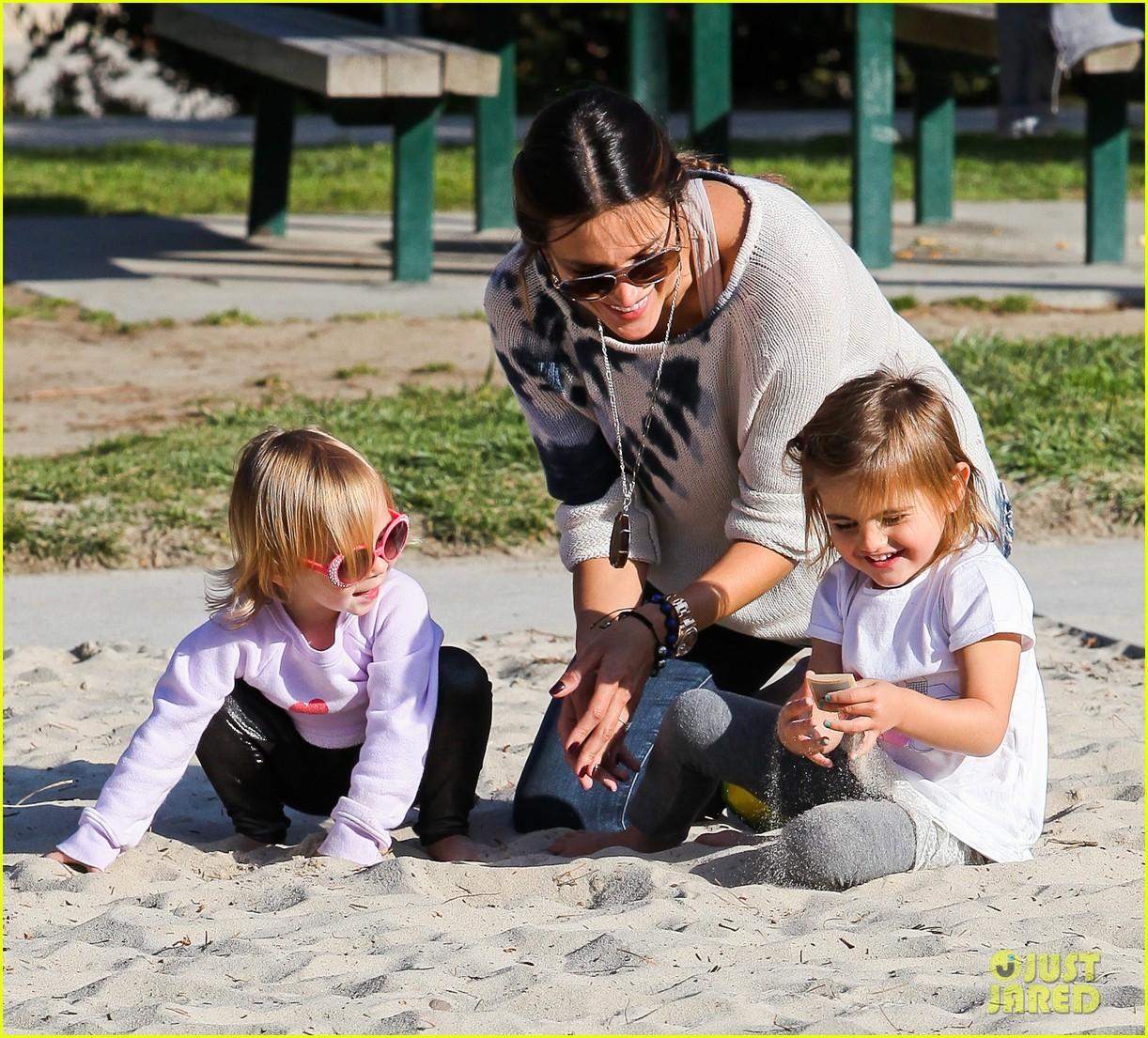 alessandra ambrosio anja park playtime 242635522