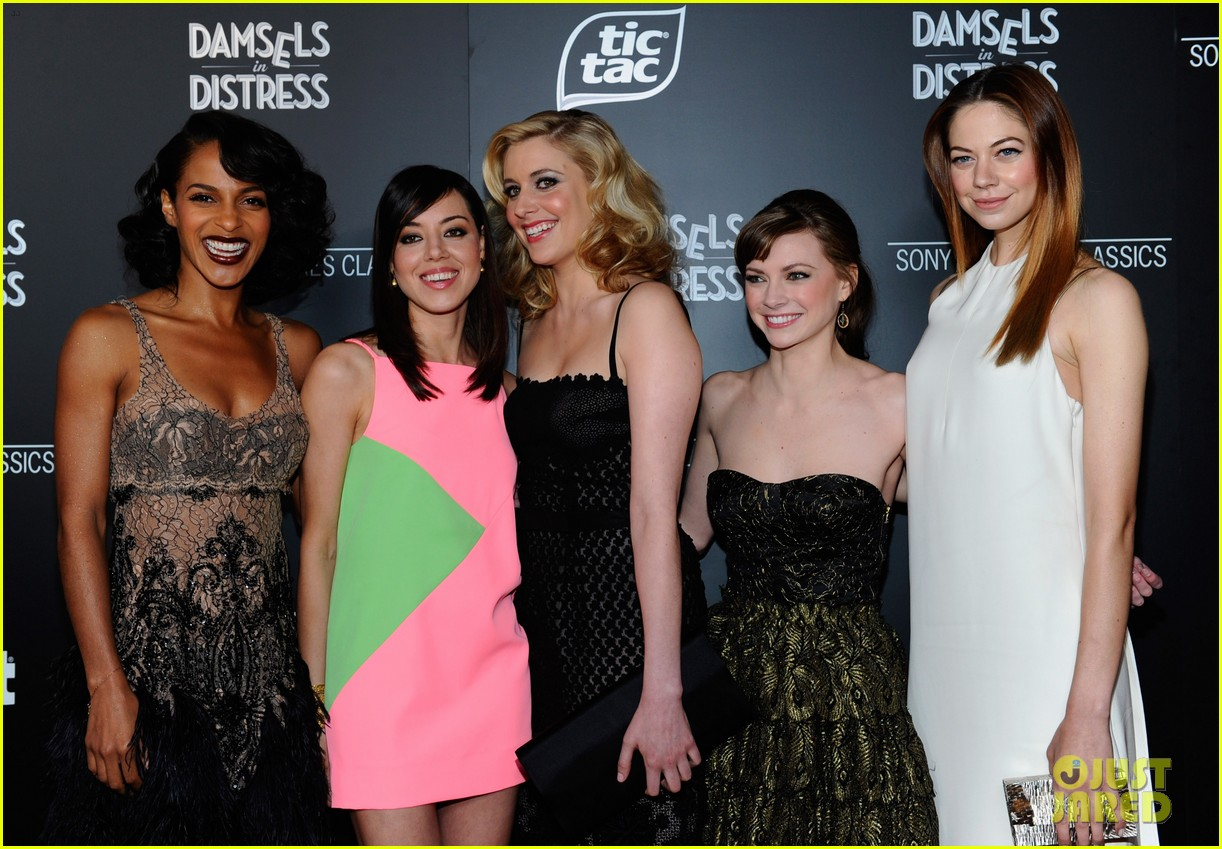 adam brody analeigh tipton damsels in distress premiere 152641201