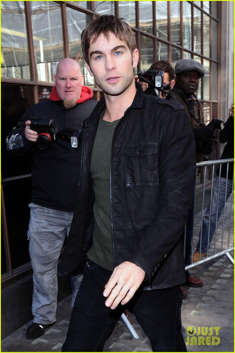 chace crawford matthew morrison bbc radio 1 07