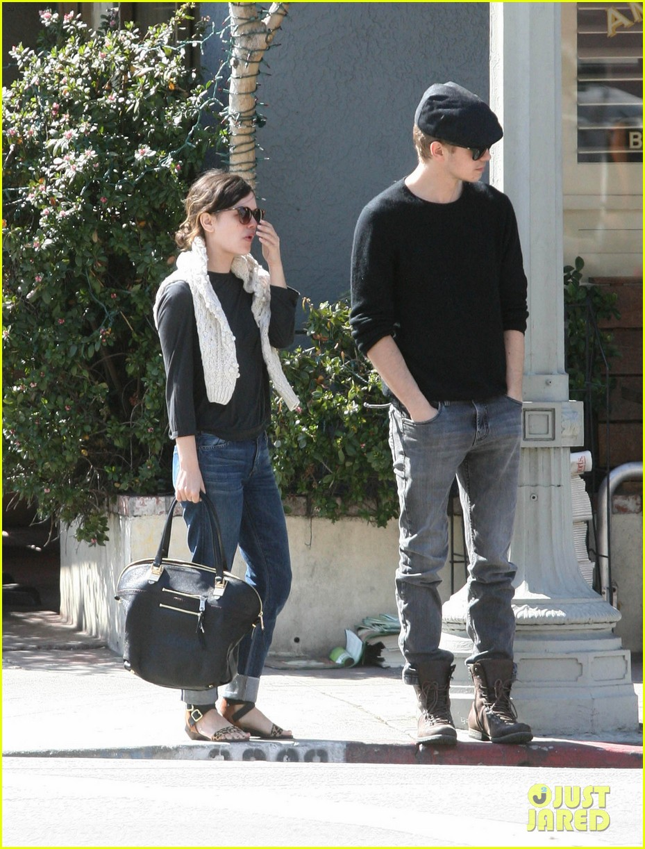 rachel bilson hayden christensen lunch la 10