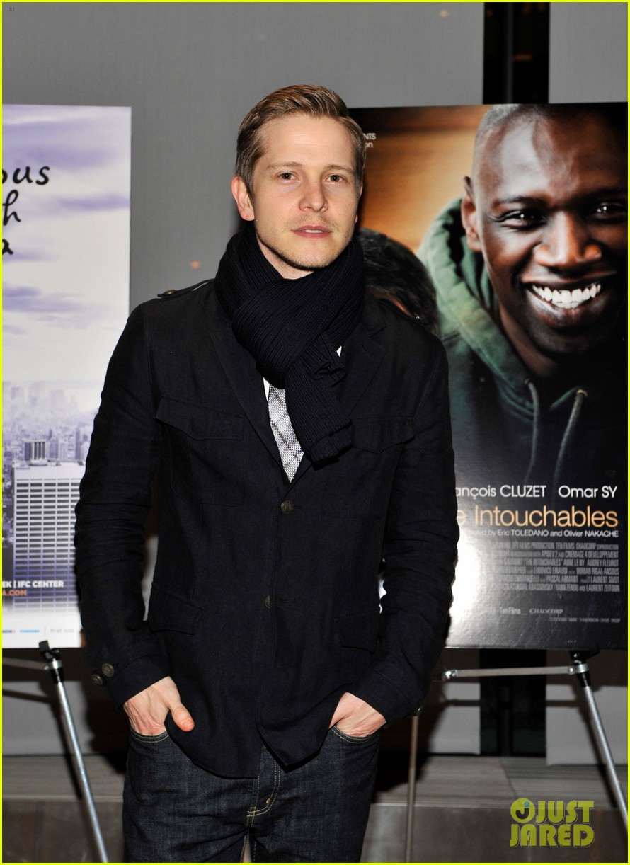 matt czuchry intouchables screening with archie panjabi 02