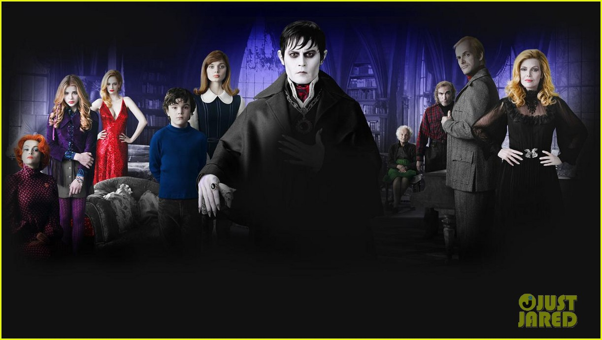 johnny depp new dark shadows pic