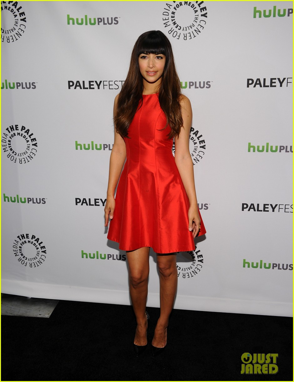 zooey deschanel new girl paleyfest 03