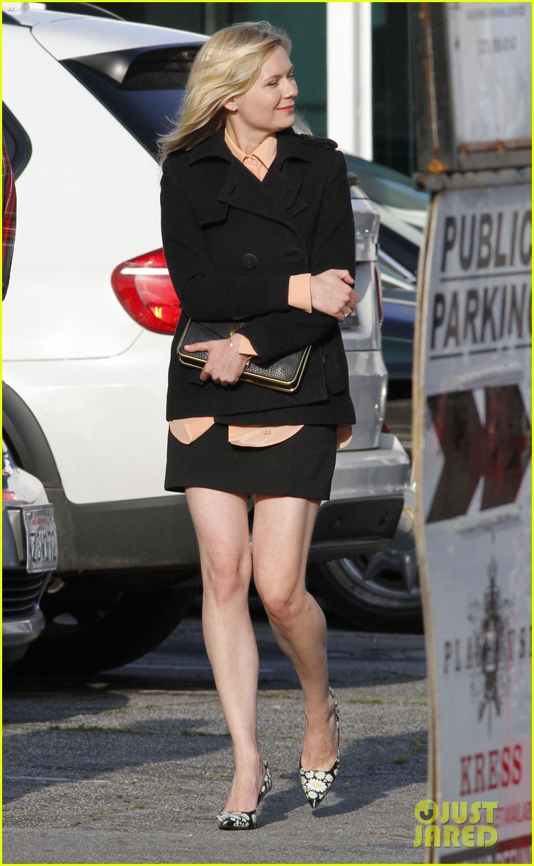 kirsten dunst joyful day on bling ring 07