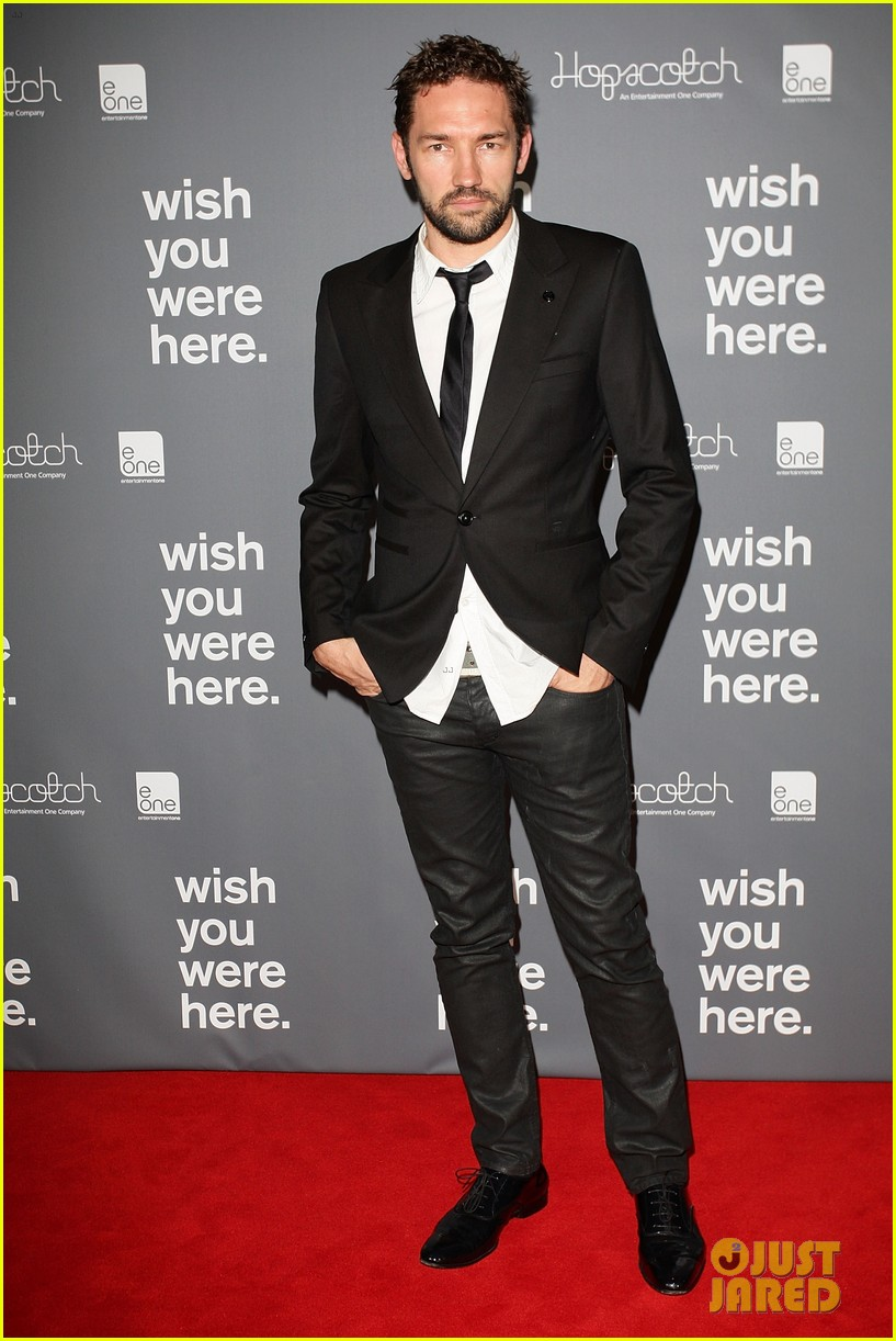 joel edgerton teresa palmer wish you were here premiere 032640349