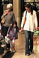 katie holmes suri dinner with grandma kathleen 01