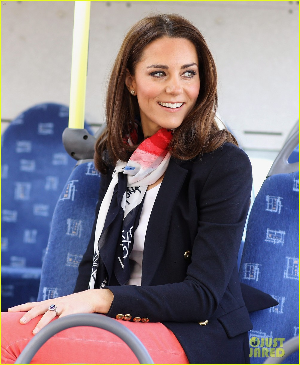 Duchess Kate Plays Field Hockey With Olympic Team Photo 2639257