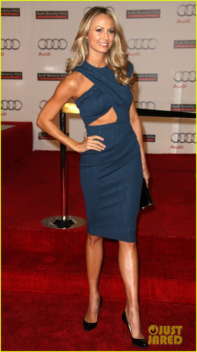 stacy keibler audi opening 03