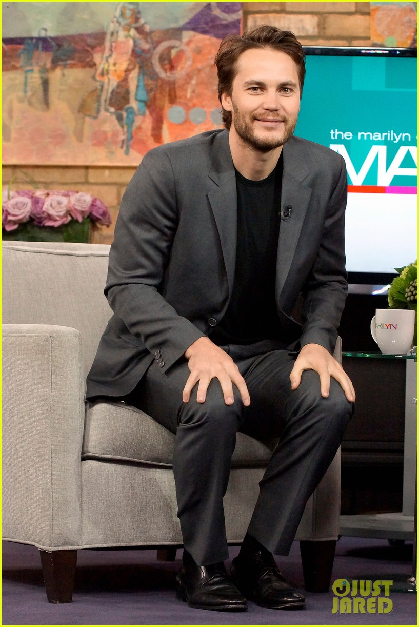 taylor kitsch marilyn denis show 05