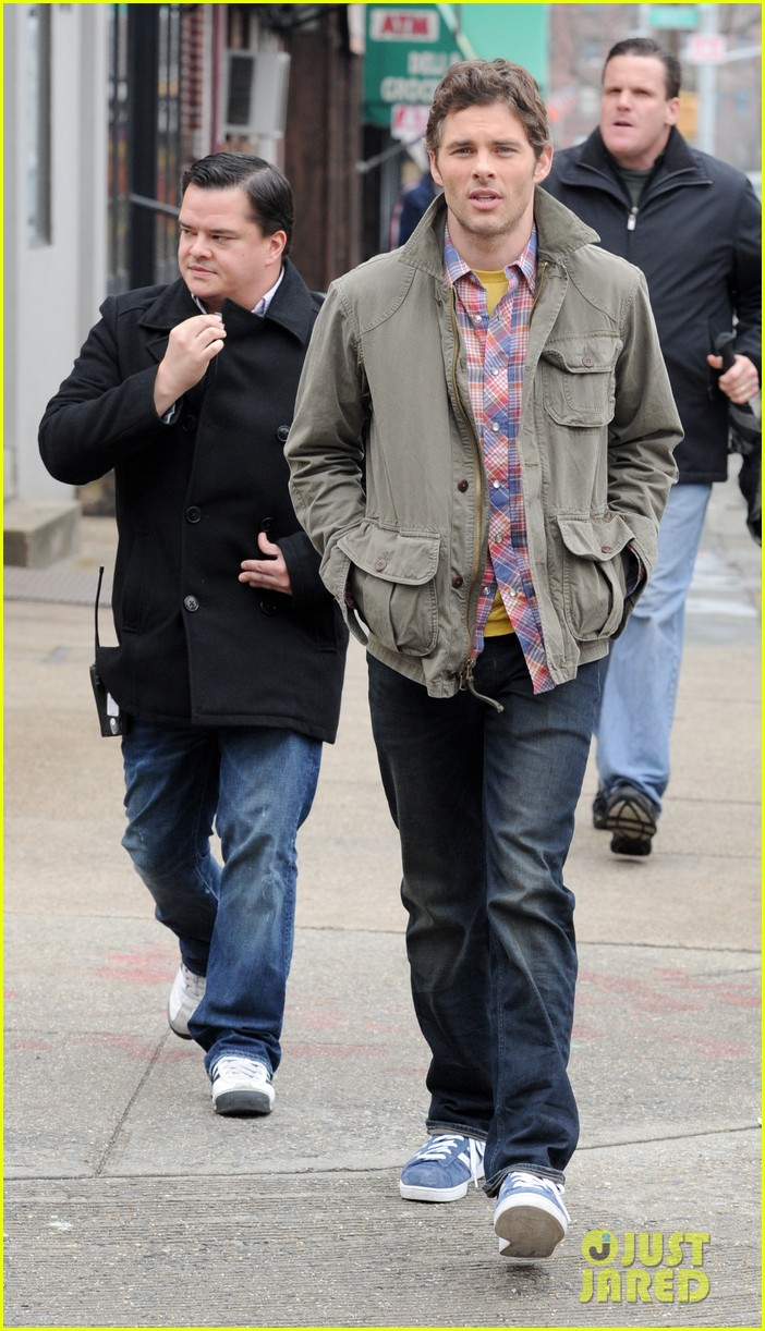 james marsden new york filming 10