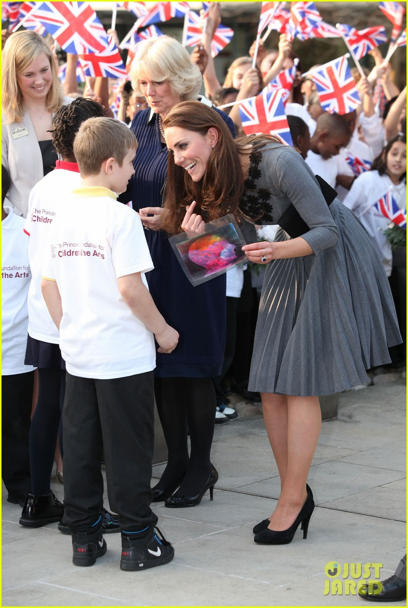 kate middleton children arts 02