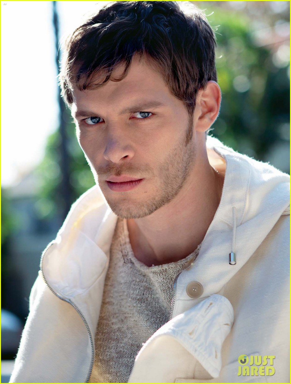 joseph morgan august man february 08