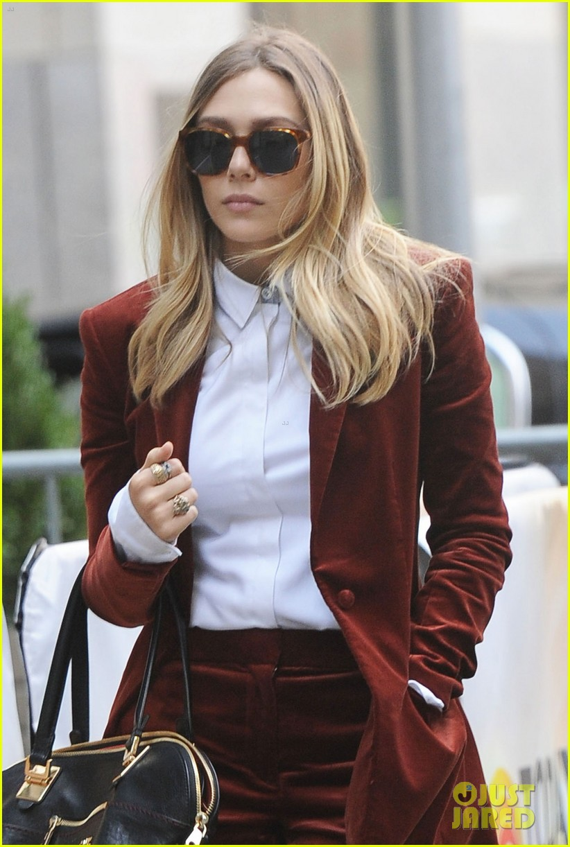 elizabeth olsen today show 02