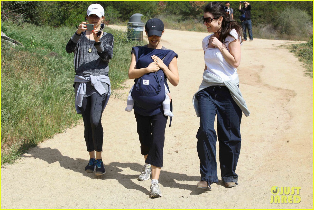 natalie portman hikes aleph 06