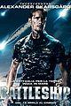 alexander skarsgard rihanna battleship posters 01