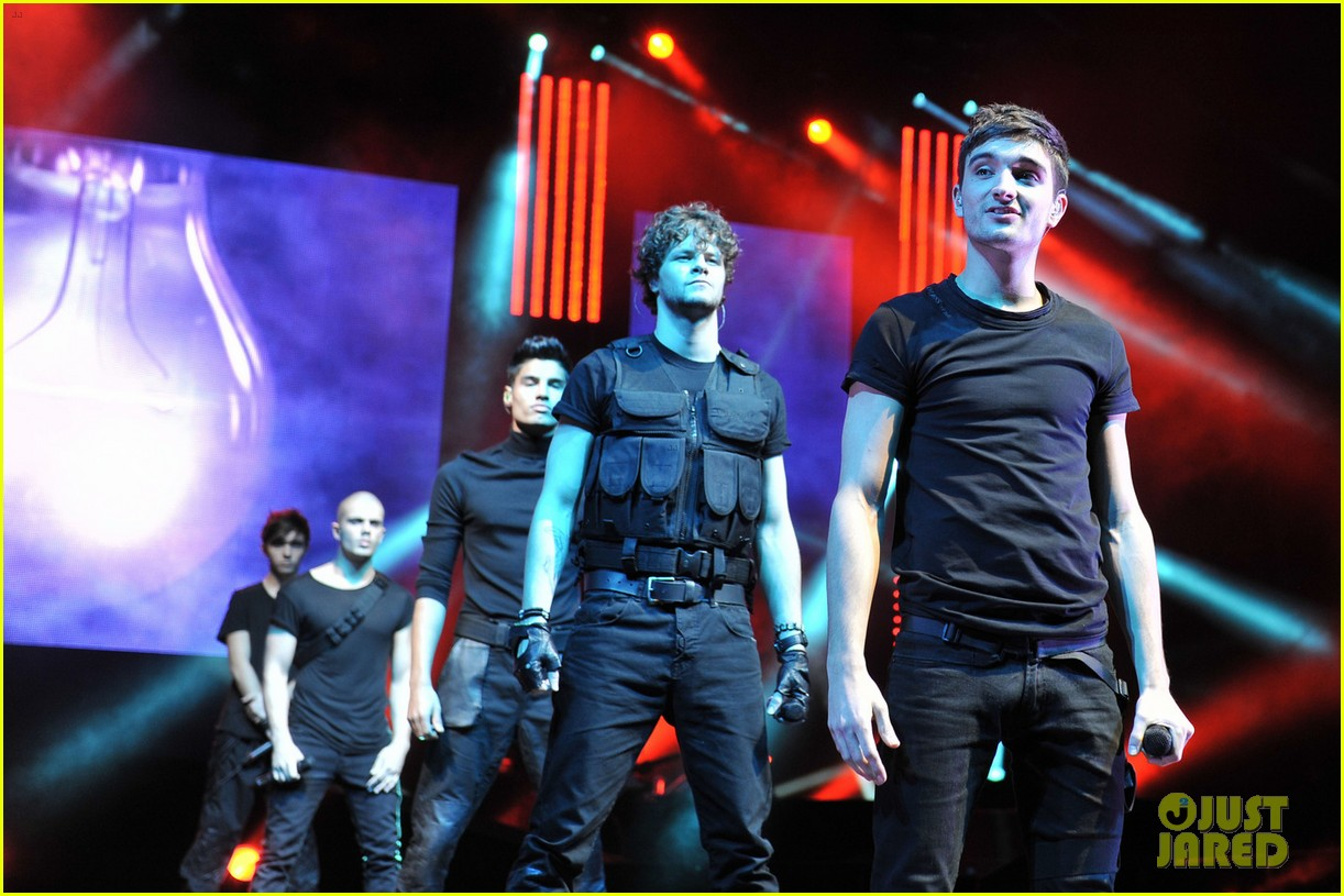 the wanted o2 arena 05