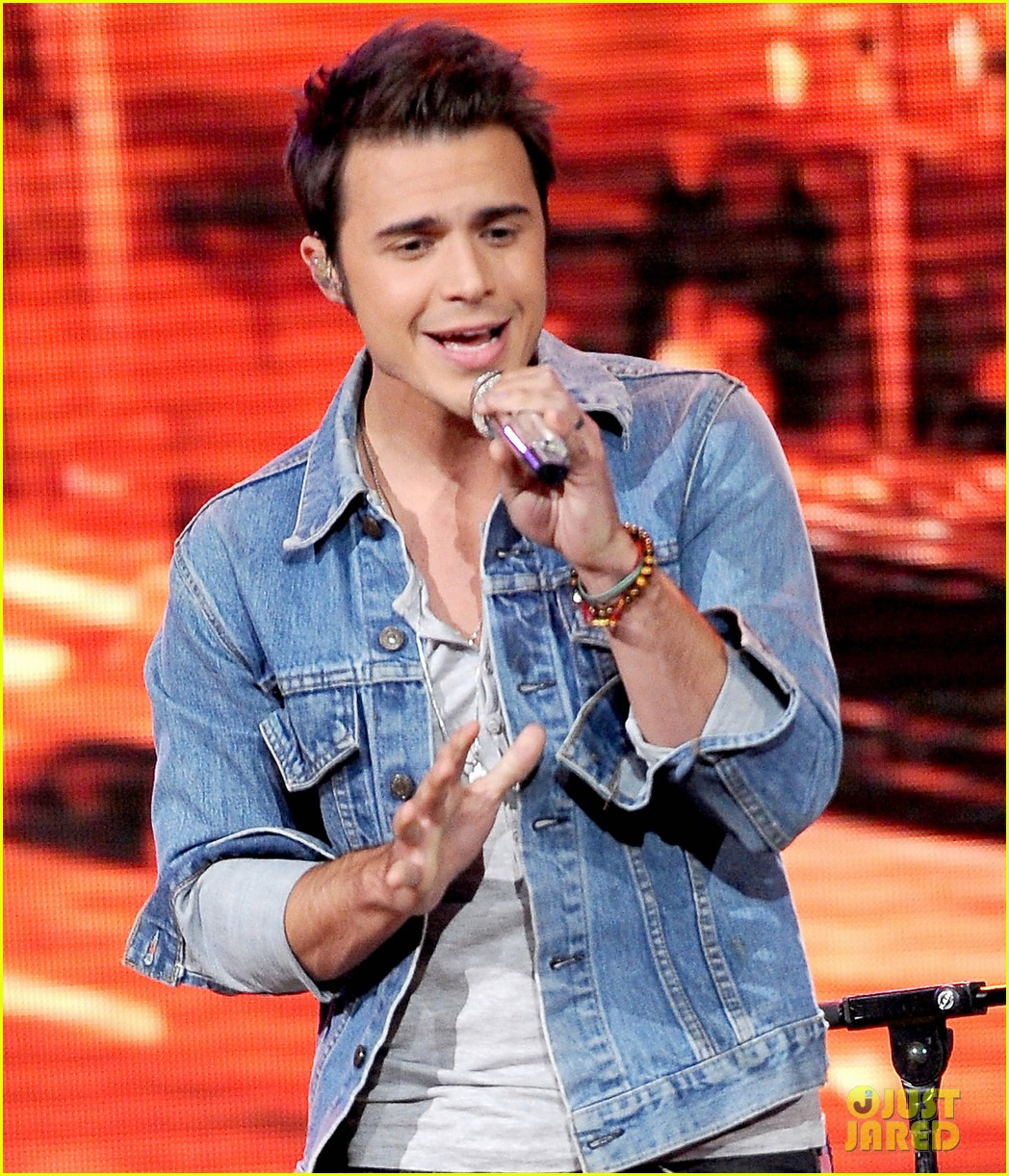 kris allen the vision of love live on american idol 04
